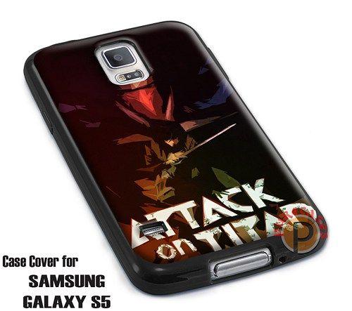Best Price Attack On Titan Movie Samsung Galaxy S5 Case