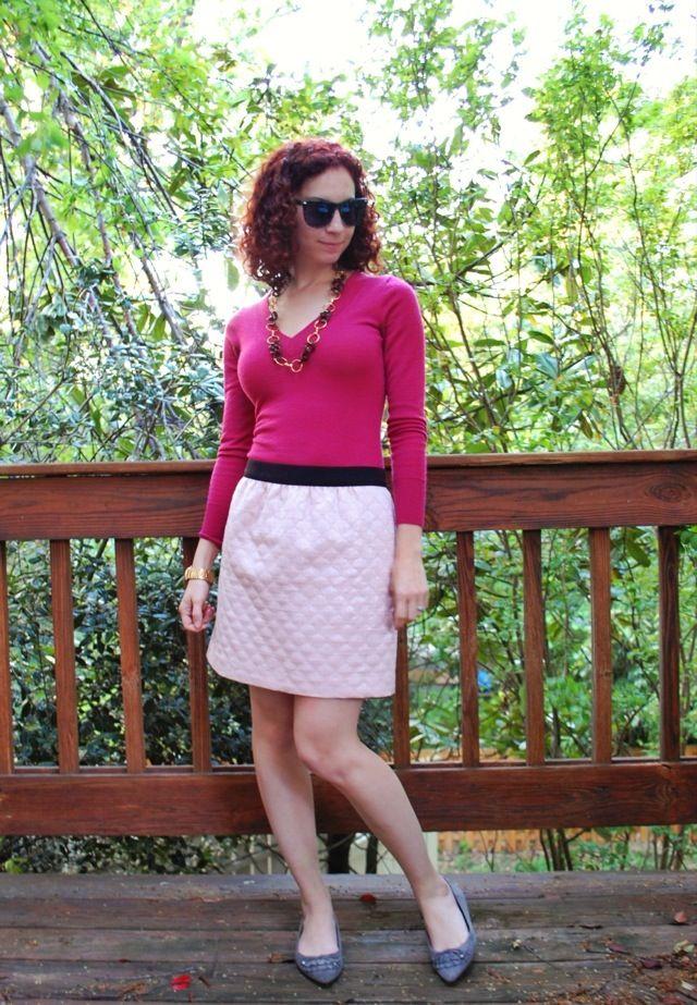 New fave skirt!