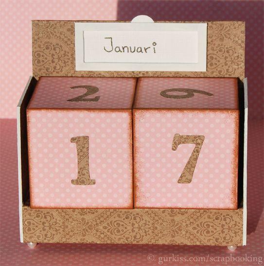 Almanacka / Kalender