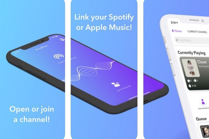 AuxBox app expediently permits everyone to get in on the
