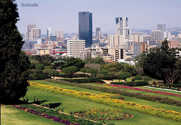 Pretoria South Africa Countries And Cities 南アフリカ
