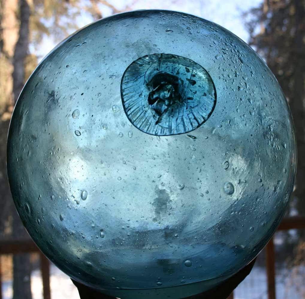 Glass Float Junkie: Japanese Floats   Antique Glass ...