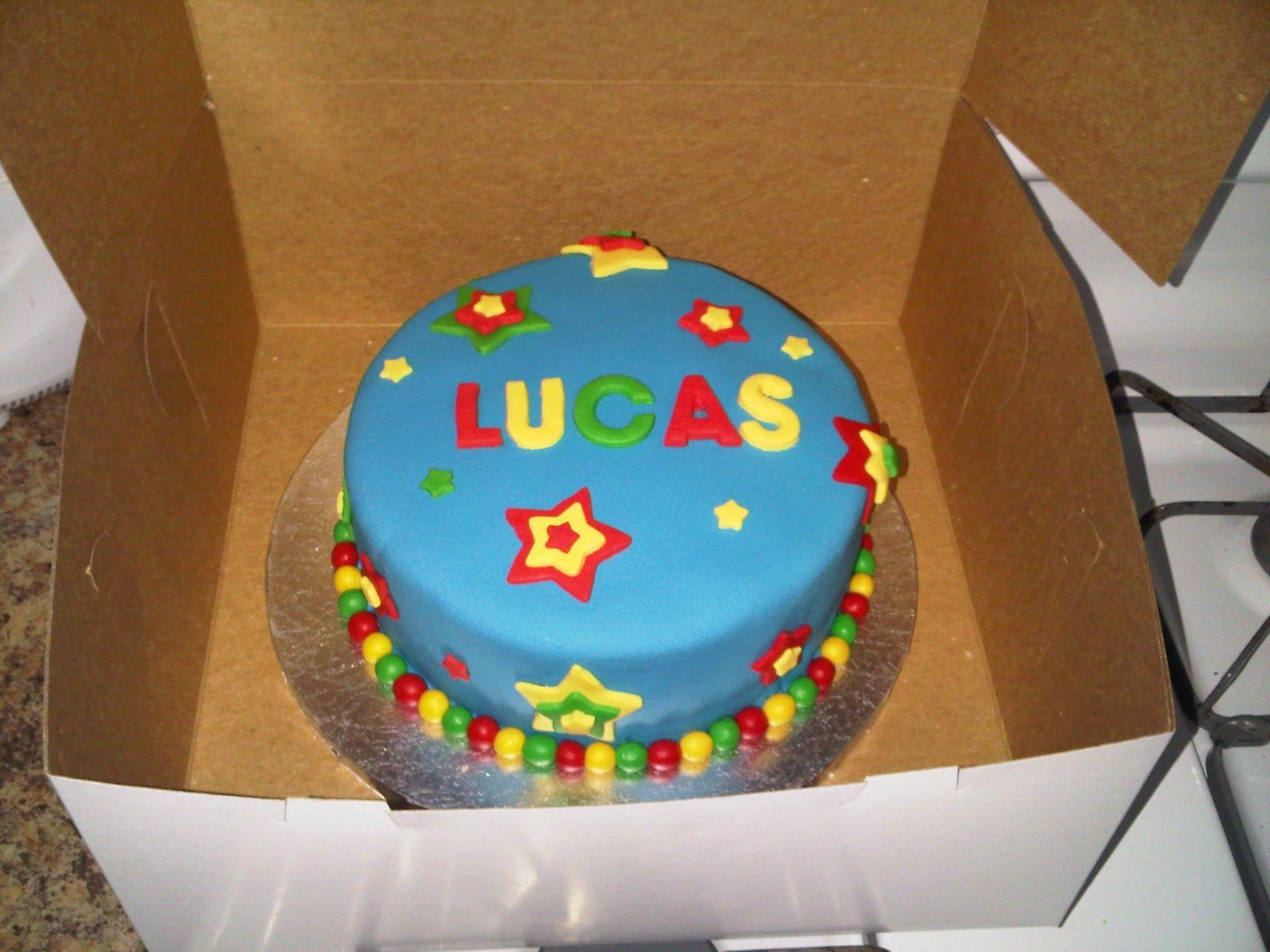 Simple Cake Decorating Ideas 1st Birthday