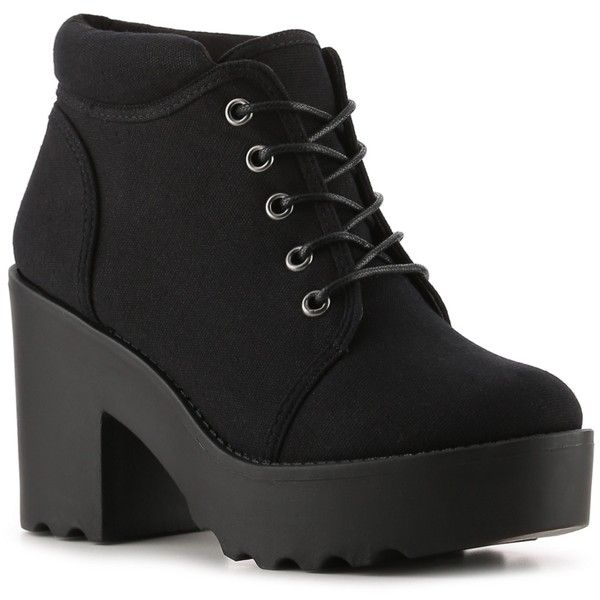 Rocket Dog Caddo Bootie (€37) ❤ liked on Polyvore featuring shoes, boots