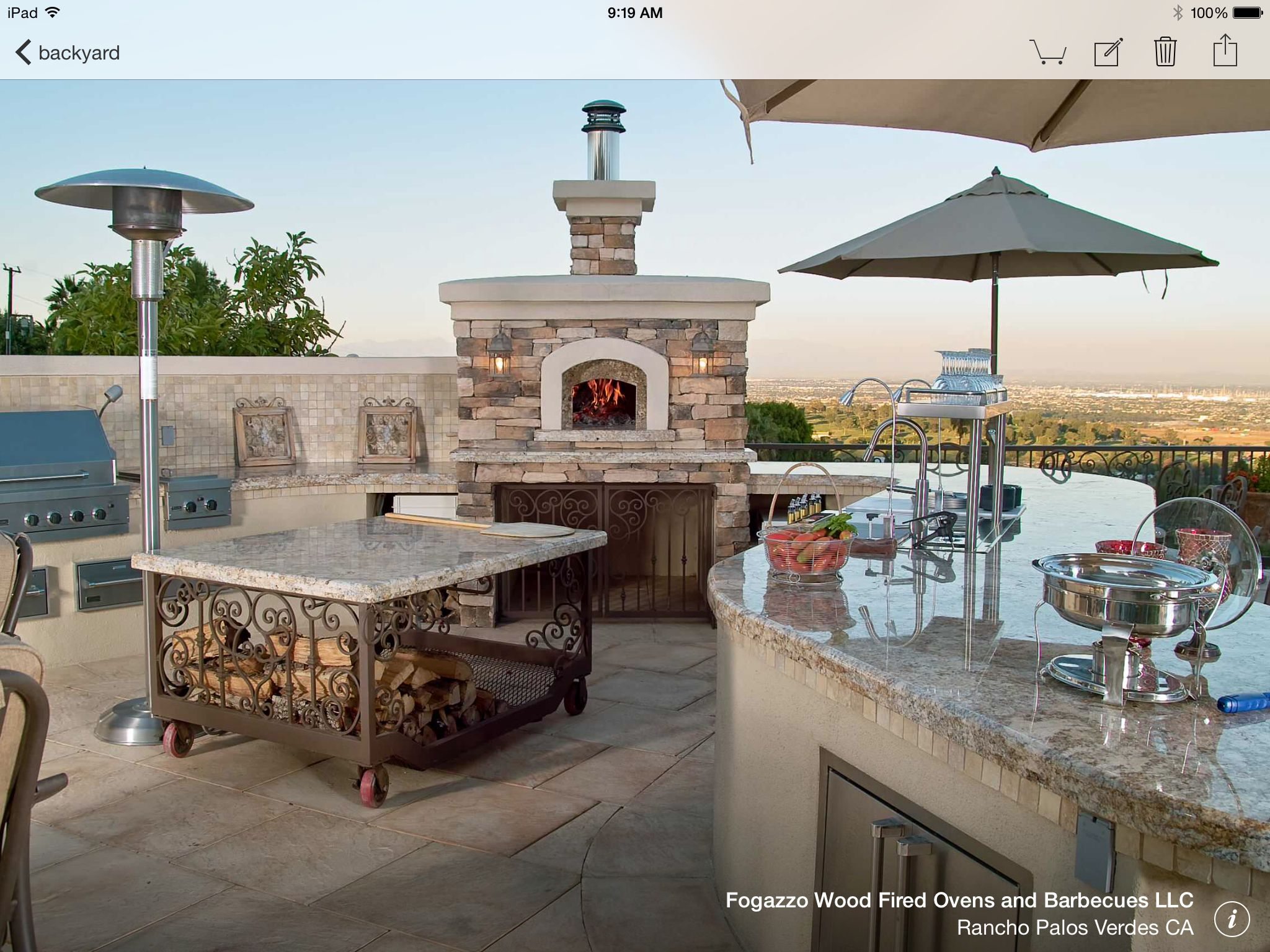 This The Ideal Outdoor Kitchen Layoutwithe The Exception Of Long Endearing Outdoor Kitchen Layout Decorating Inspiration
