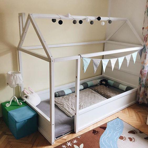 trobada a google a camas pinterest ikea ikea bed hack and room. Black Bedroom Furniture Sets. Home Design Ideas