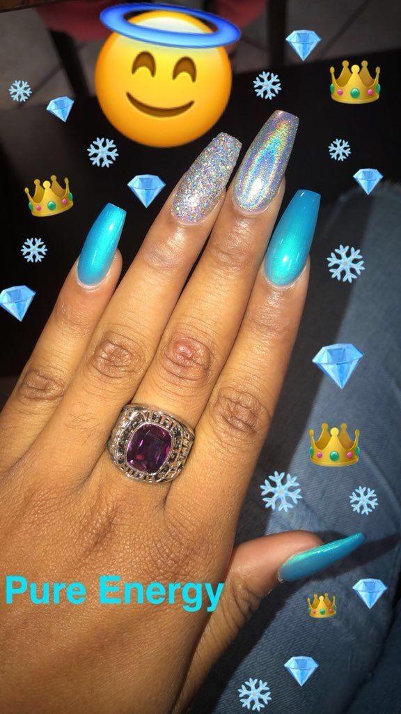 Pin de Charlize Davis en Nails | Pinterest | Diseños de uñas, Arte ...