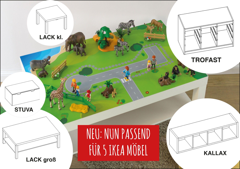 IKEA Hack Kids, Stuva, Trofast, Lack, Kallax, Expedit, DIY, Kids ...