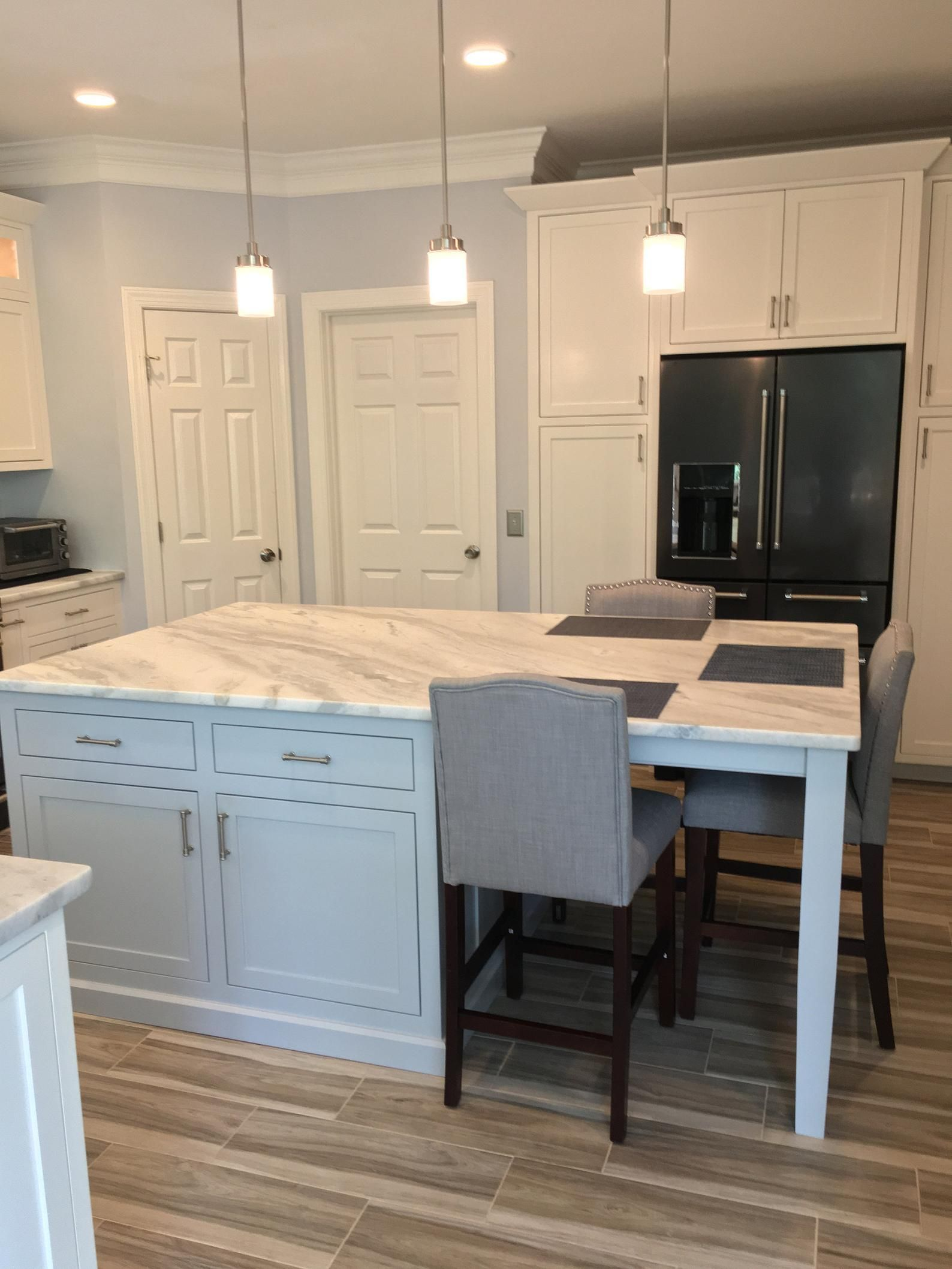 Item E102 Custom Kitchen Island With Seating In 2020 Custom Kitchen Island Kitchen Island With Seating Custom Kitchen