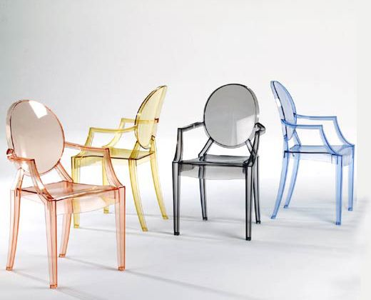 Philippe Starck Ghost Chairs Chair Design Louis Ghost Chair