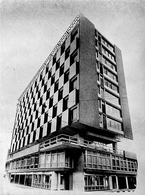 HABITAR: HOTEL SAVOY_LIMA