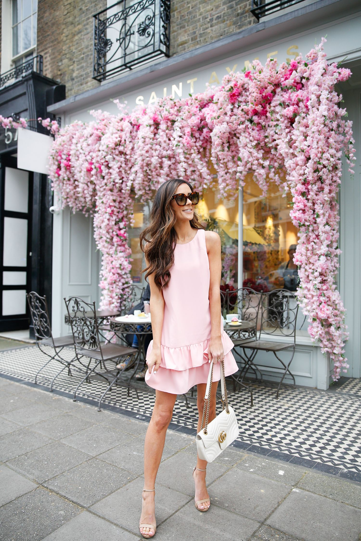 15++ Pink and white dress ideas information