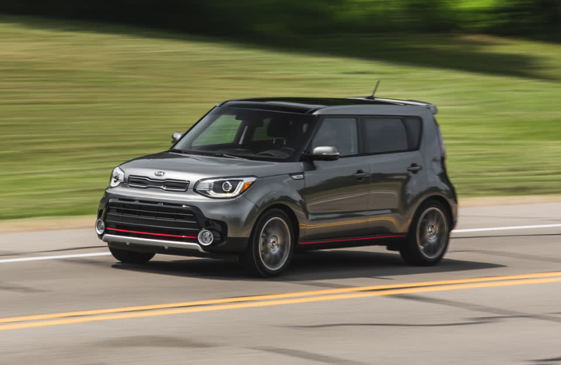 Functional And Playful The Quirky Kia Soul Has Unique Charm And Usability Earning It Back To Back 10best Awards From Car And Dr Kia Soul Kia Kia Soul Interior