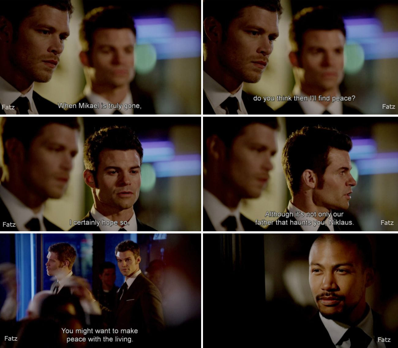 """Elijah and Klaus - """"A Closer Walk with Thee"""" 1 *2"""