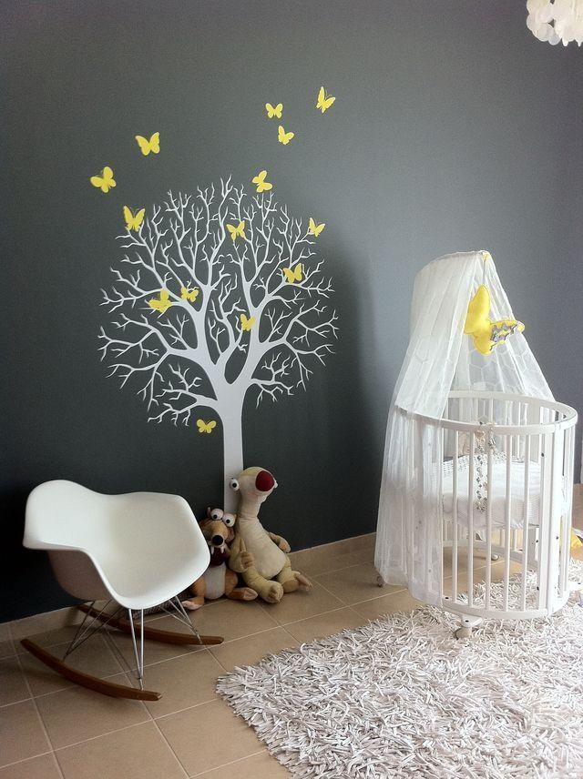 Décoration intérieure / Chambre bébé / Baby bedroom / Nursery ...