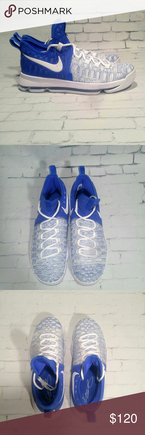 5052c4d38df5 New Nike KD 9 Home II 2 843392-411Durant Shoes You are buying Brand New