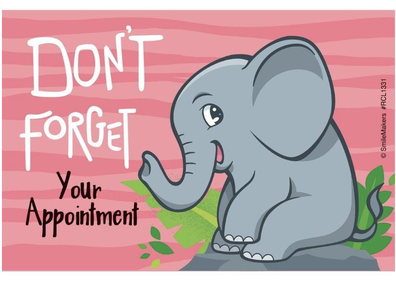 Jungle Friends Elephant Recall Cards Card Design Cards Logo Design
