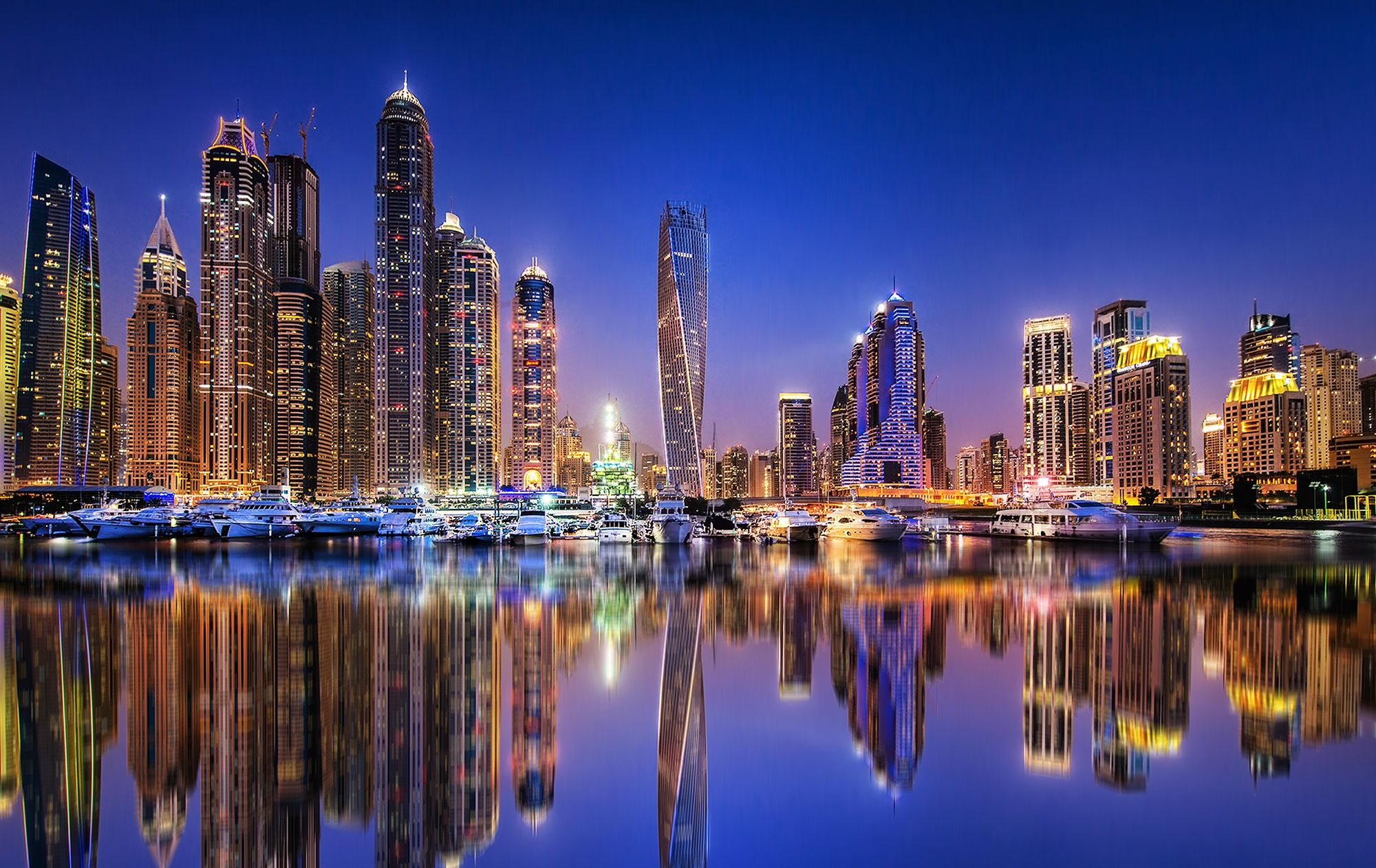 Marina Nights by Mohamed Raouf on 500px