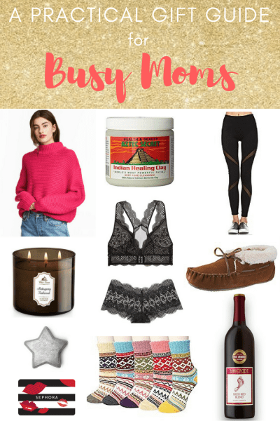 A Practical Gift Guide for Busy Moms Practical gifts