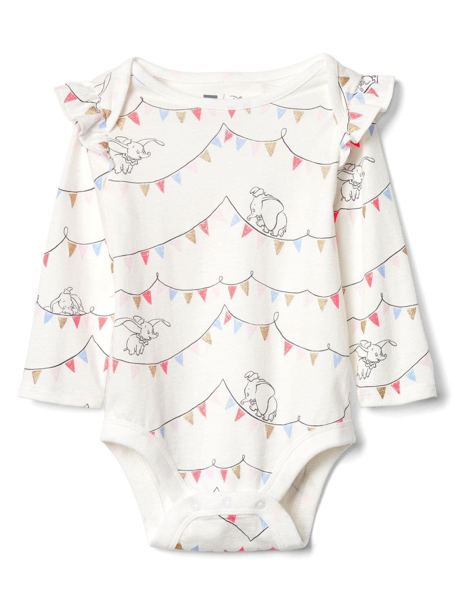 ea9acfa69 Dumbo Flag Print | Gap Baby | Portfolio | Disney baby clothes girl ...