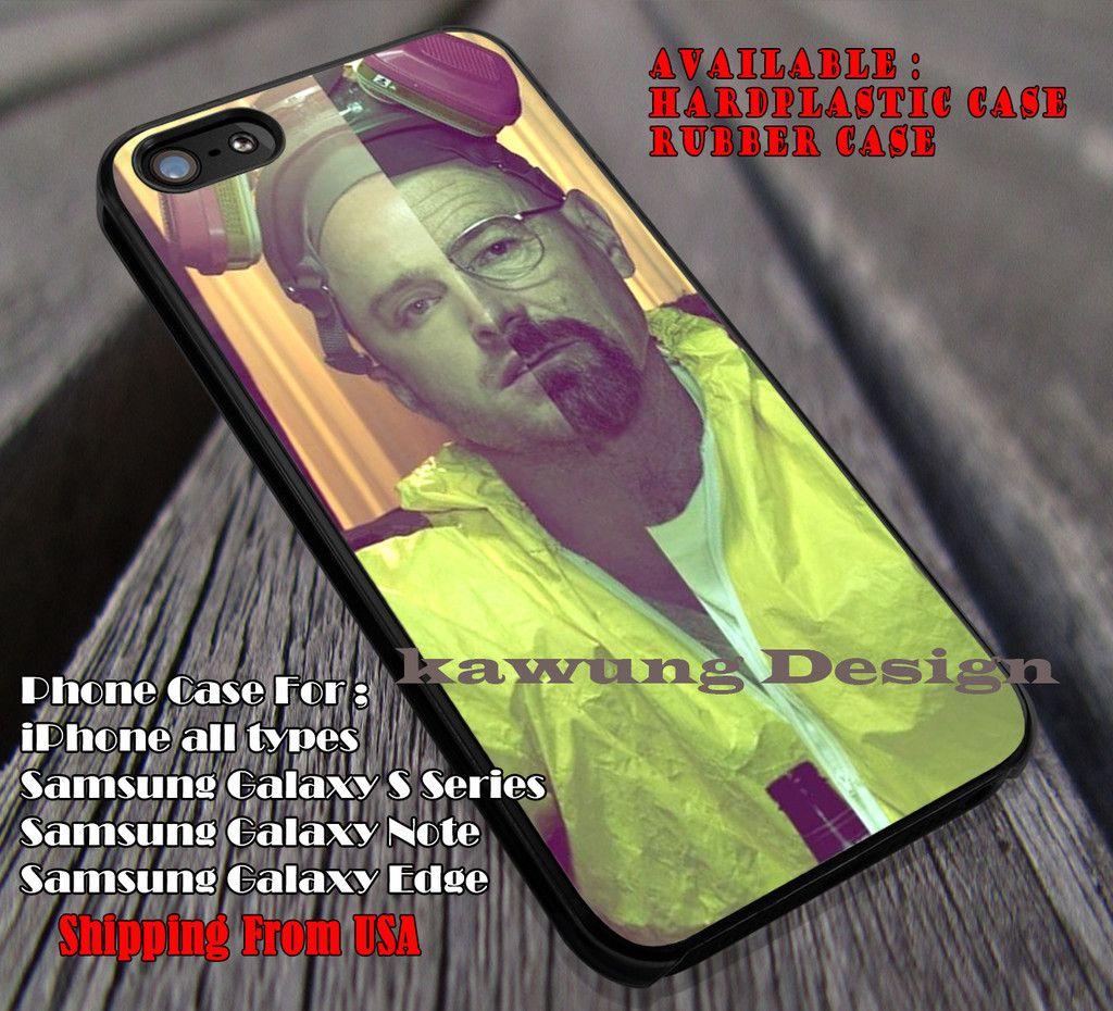 Half Face | Breaking Bad | Yellow iPhone 6s 6 6s  6plus Cases Samsung Galaxy s5 s6 Edge  NOTE 5 4 3 #movie #BreakingBad ii
