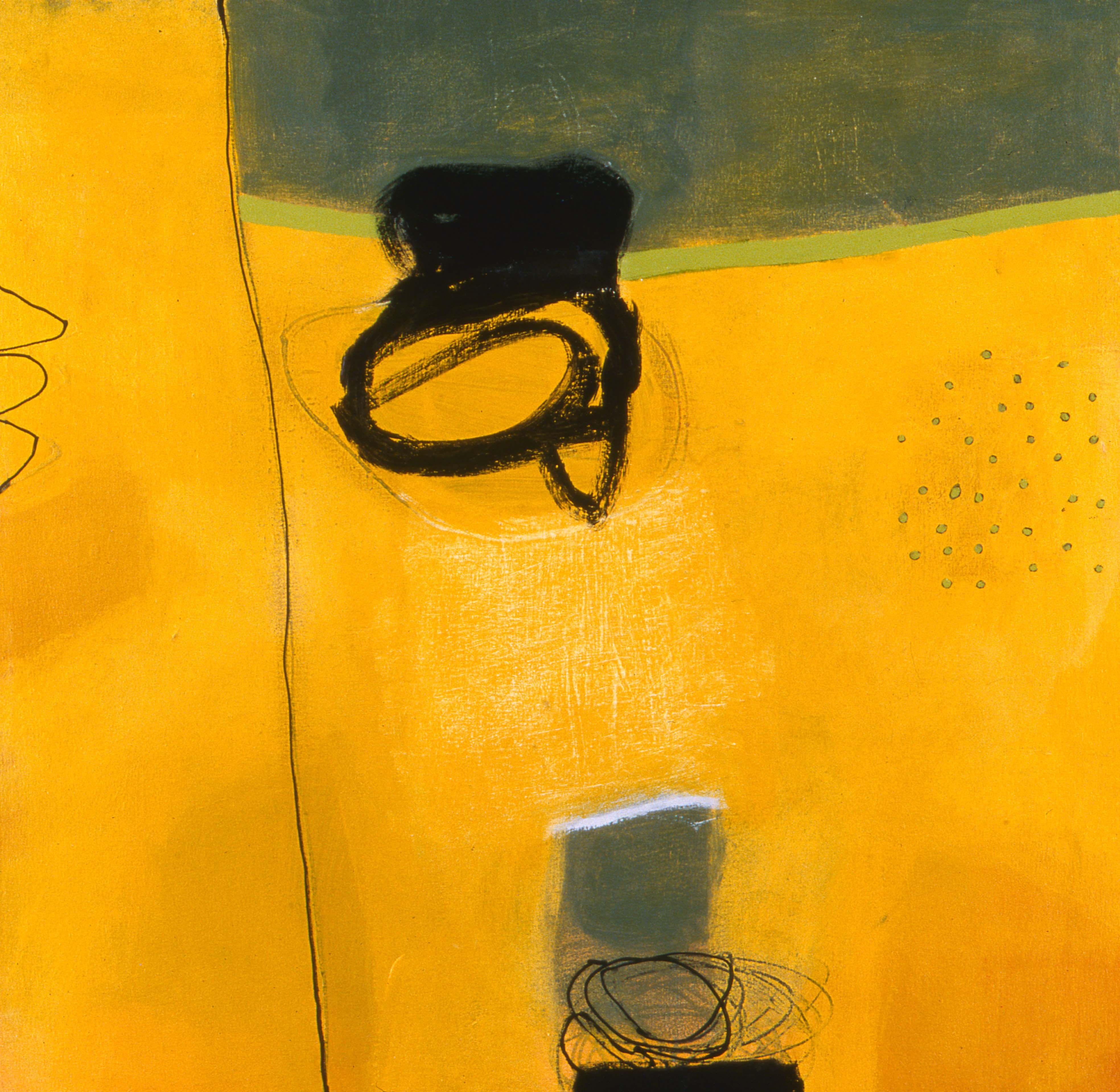 silvia poloto - Observations in yellow and green