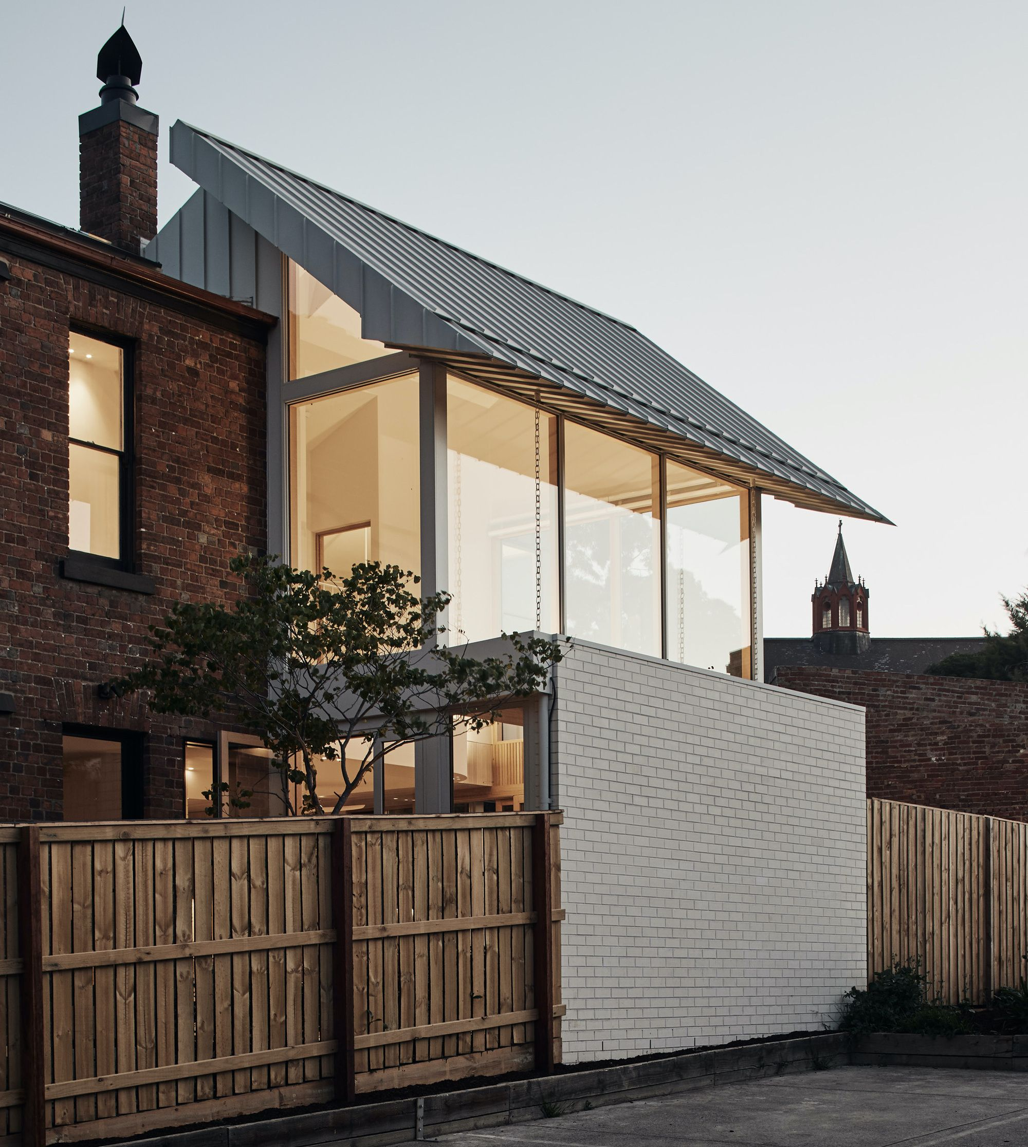 Lantern House Timmins Whyte Architects In 2020 House Extension Design Melbourne House Architect