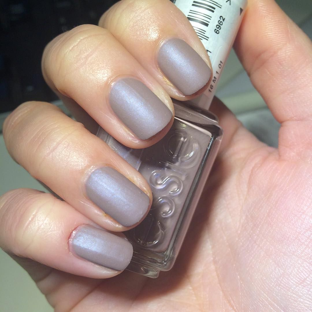Essie Cozy in Cashmere nail polish - I love the shade and the satin ...