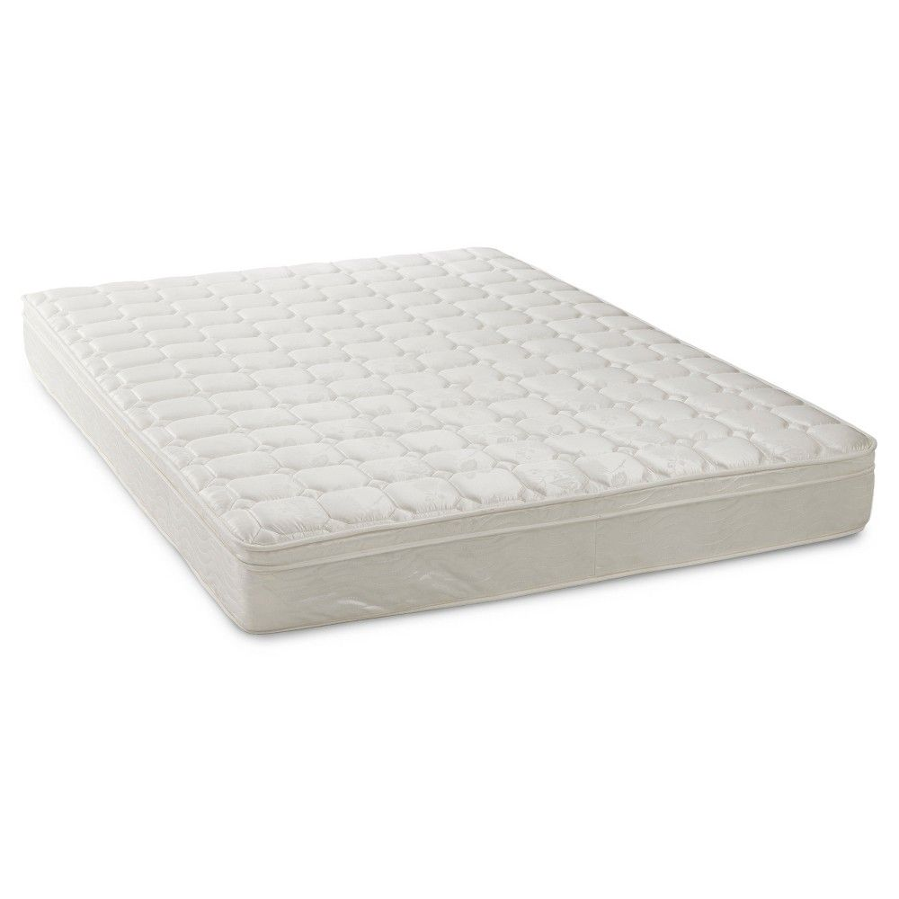 8 inch luxa spring bed in a box mattress with firm innerspring coil