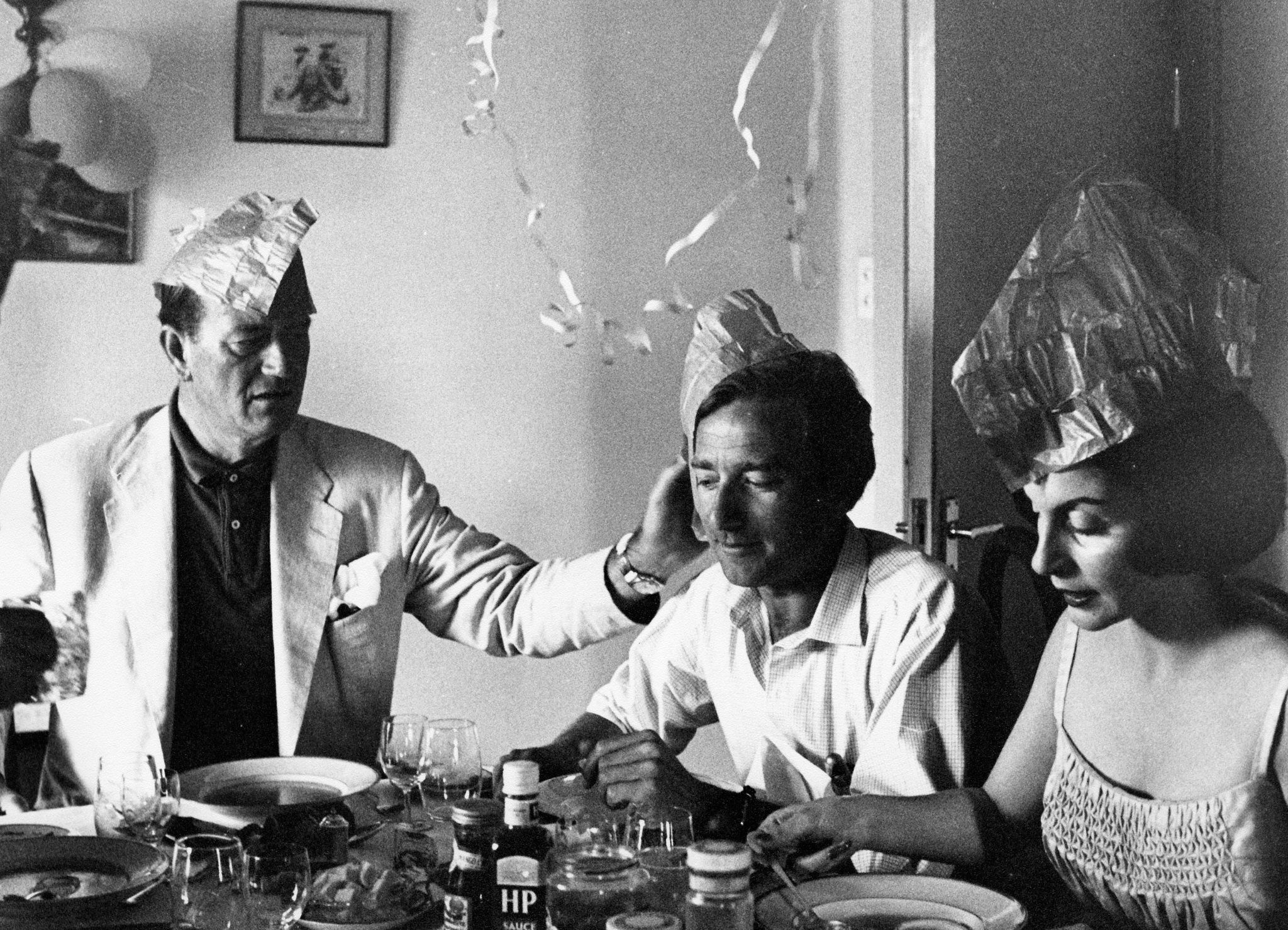 The Duke celebrated New Years Eve in Africa in 1960 while