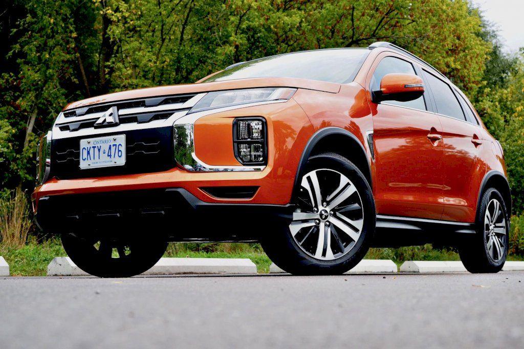 Suv Review 2020 Mitsubishi Rvr S Izobrazheniyami