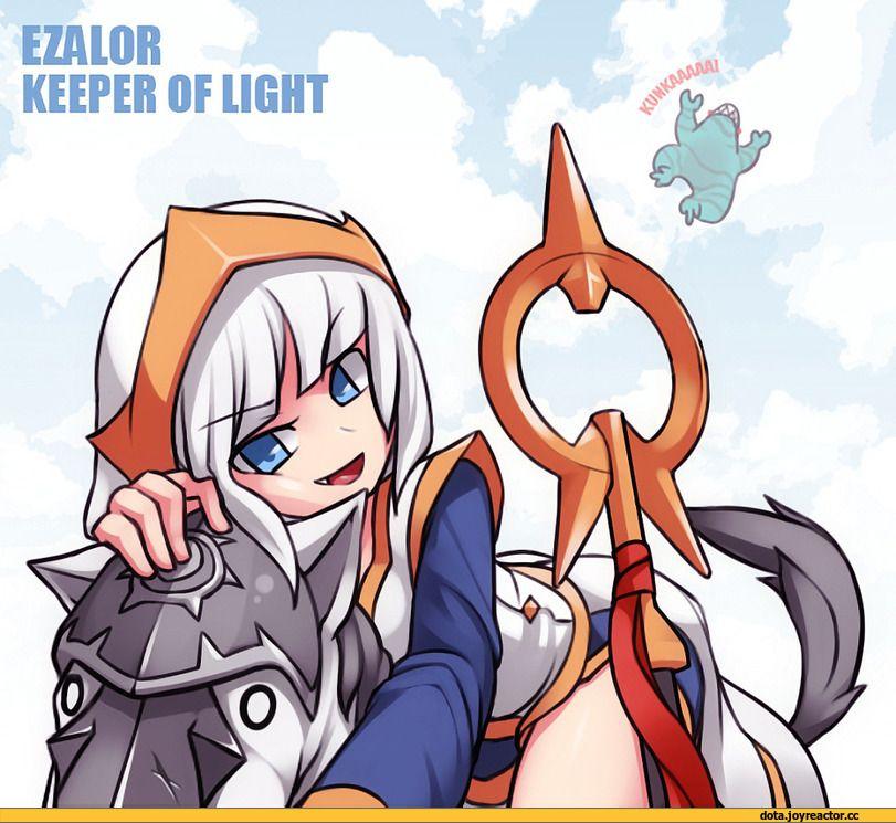 e2ai0r keeper of light keeper of the light dota