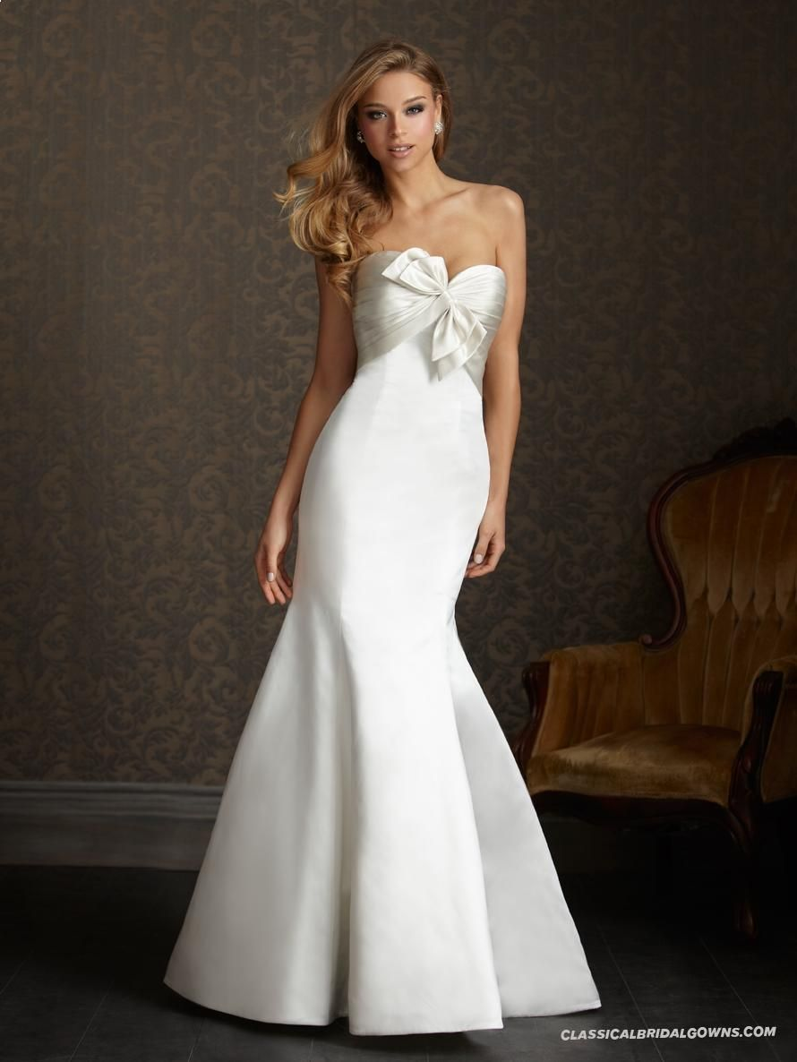 Allure Wedding Dresses - Style 2516_0