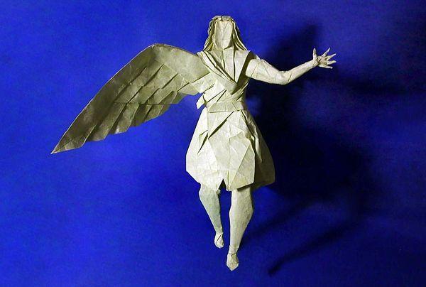 Beautiful Origami By Jaroslav Mishchenko 3d Paper Sculptures