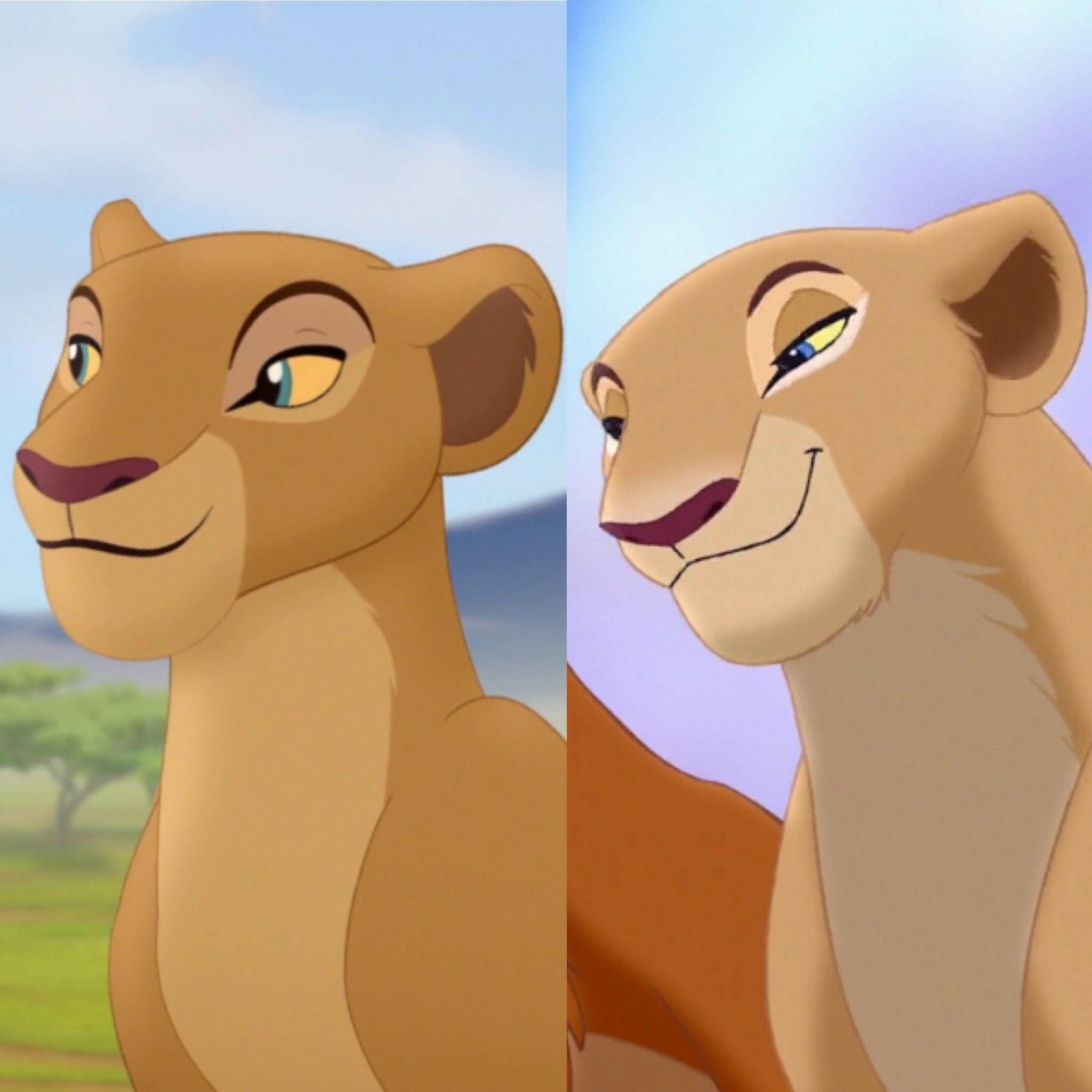 Lion Guard Nala Vs Lion King Nala Lion King Pictures Lion King Fan Art Lion King Art