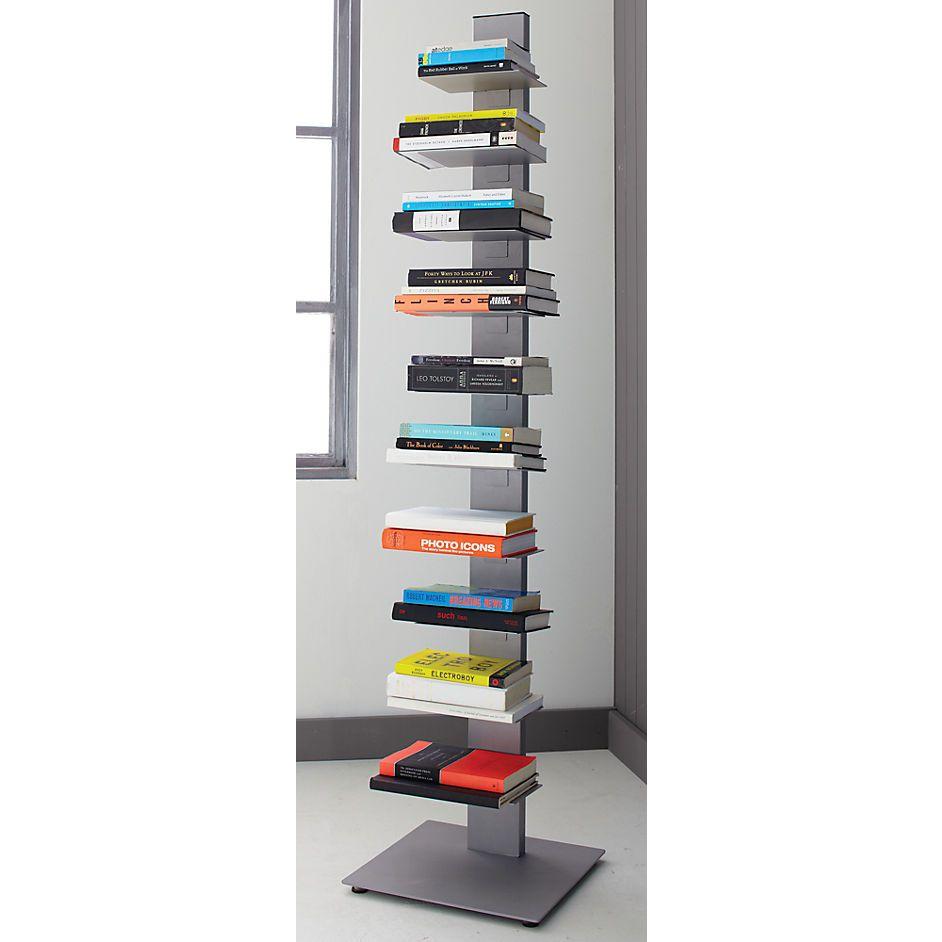Best Array Orange Bookcase In Storage Cb2 Modern Storage 400 x 300
