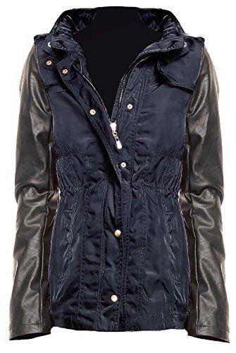 Pin von susiemller auf Amazon Fashion   Jacken, Steppjacke