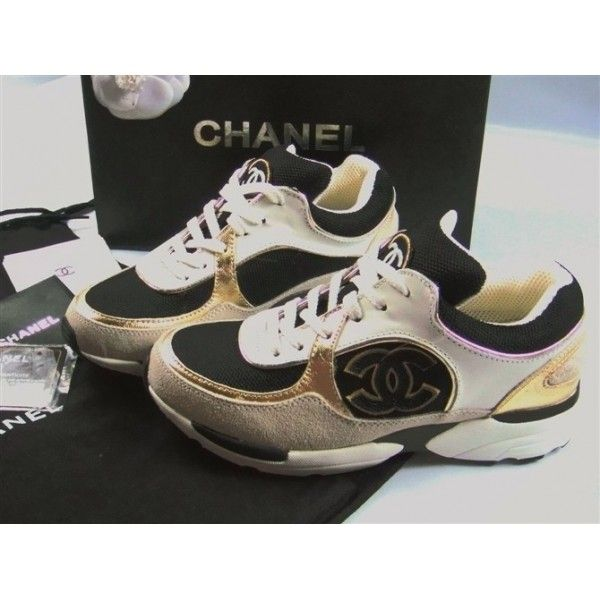 mens shoes, Chanel sneakers