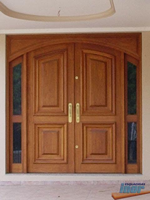 Tipos De Portas Modernas E Estilosas Tipos De Portas Portas De Madeira Portas De Madeira Antigas