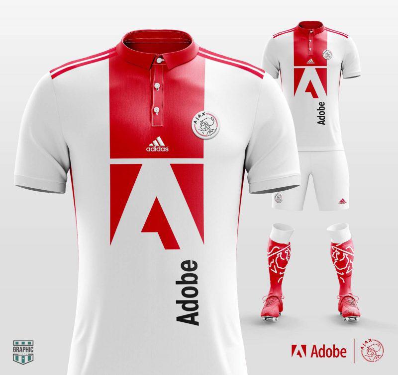 Adobe y el Ajax Uniformes Esportivos 5cc38d29875b6