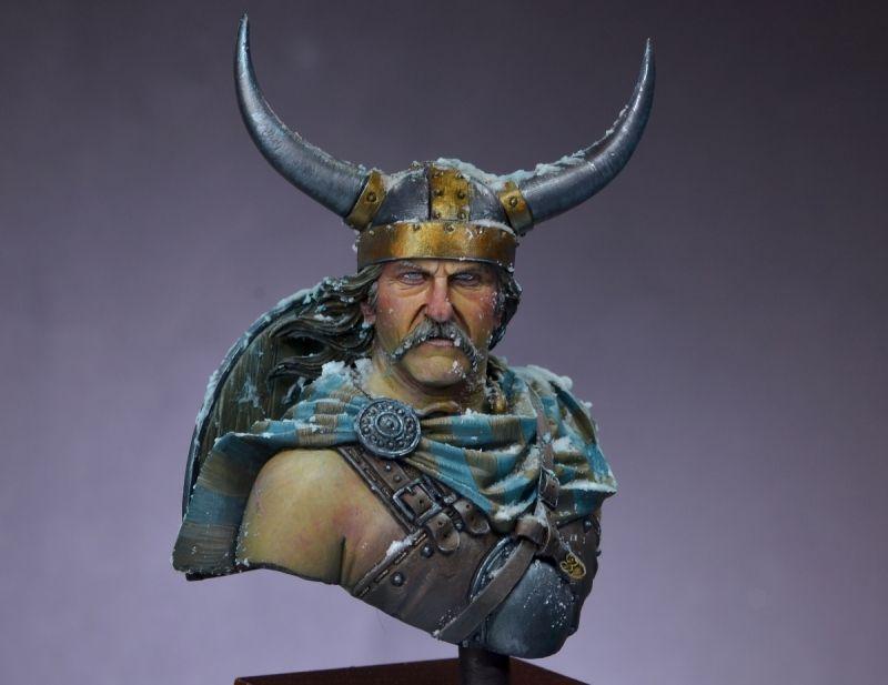 "Gaul Chieftain ""Ambiorix"""