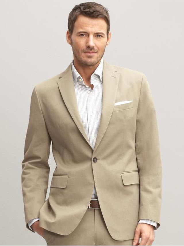 Best Affordable Men's Suits | Banana republic, Cotton and Bananas