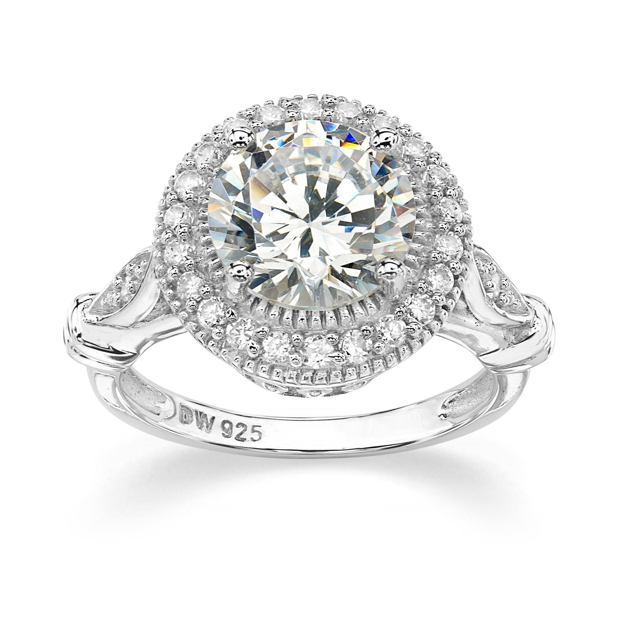 rings Birmingham Jewelry Three stone engagement rings