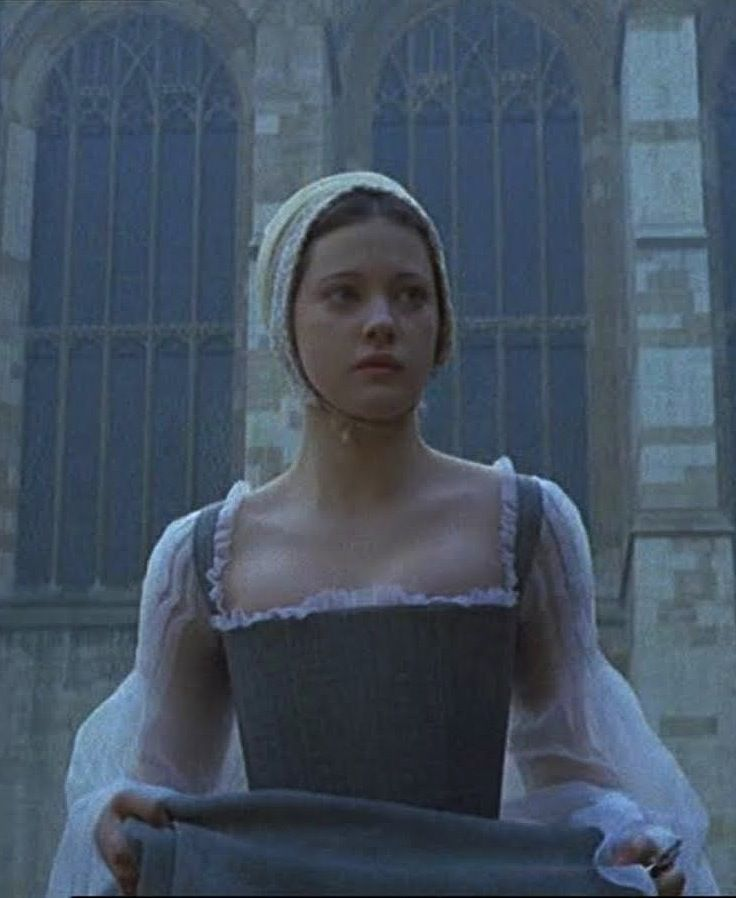 Lynne Frederick as Catherine Howard in Henry VIII and His Six ...
