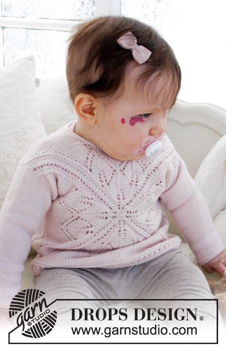 Catálogo DROPS Baby 31 - Patrones gratuitos de punto y ganchillo ...