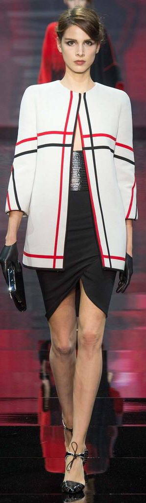Armani Privé Fall 2014 Couture. V
