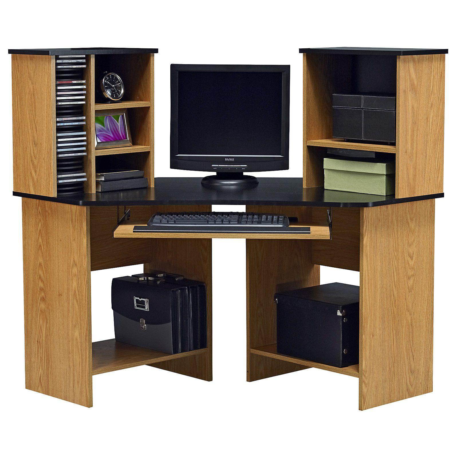 What Are The Advantages Of Corner Desk Computer Desk Design