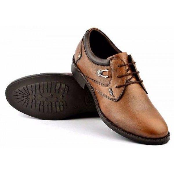 2c4109ee30 Buy Lee Cooper Tan Men Formal Shoes - LC2024   Mens Formal Shoes ...