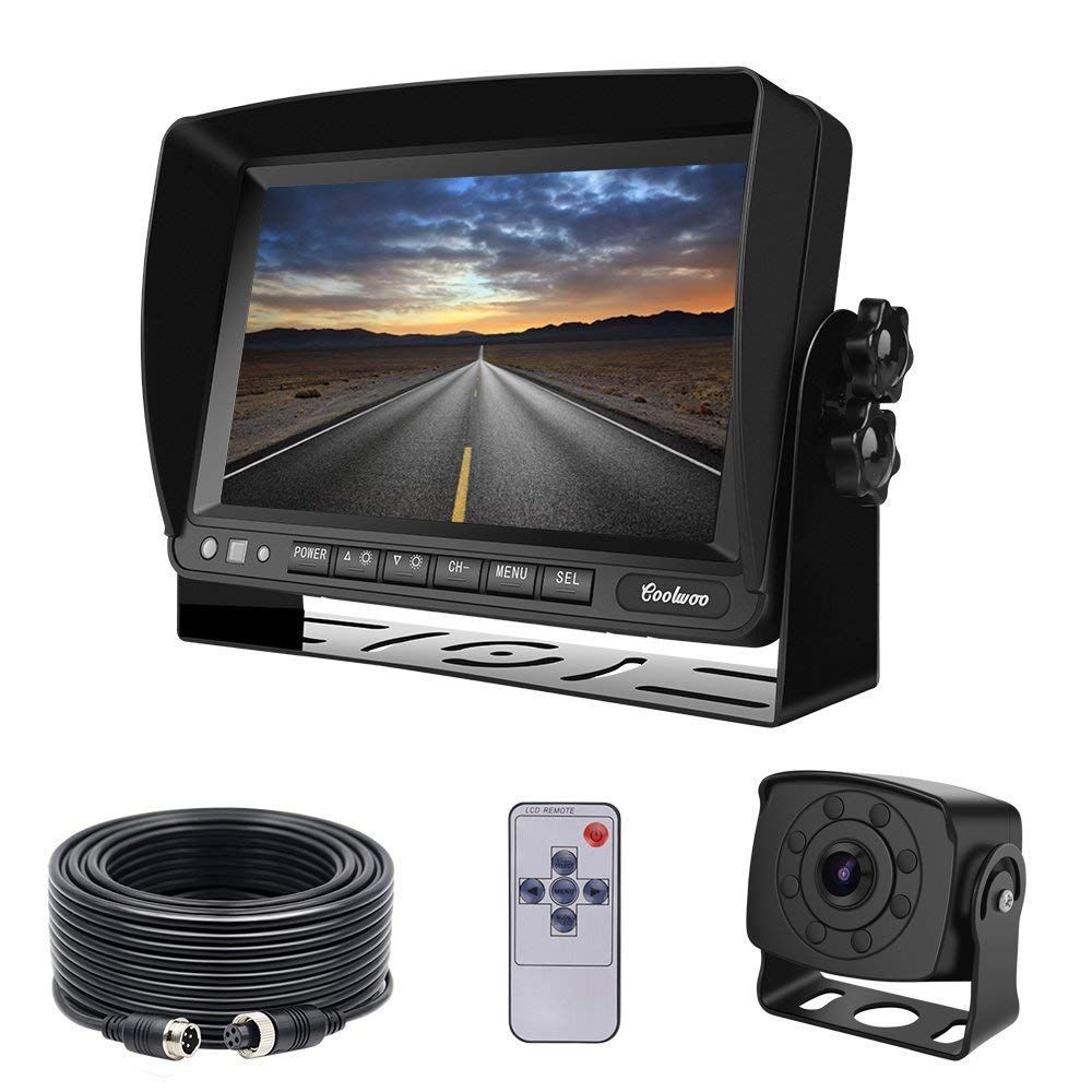 2020's Best RV Backup Cameras [Reviews & Pricing] Rv