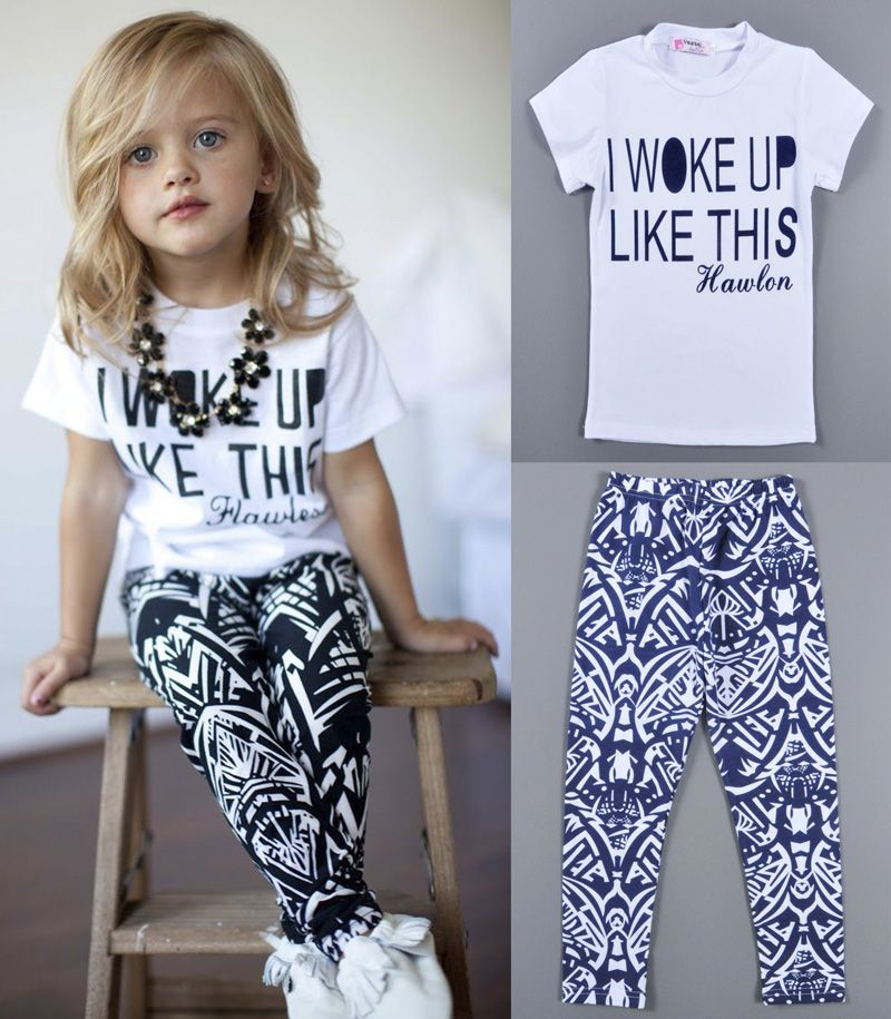 Generic Newborn Baby Kids RAD Printed Clothes #Kids, #Outfits ...